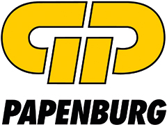 Logo - GP Günter Papenburg AG